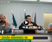 9ª SESSÃO: Plenário aprova comenda à professora Maria Neide Dias. 6 x 1